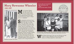 Mary Newsome Wheeler