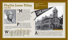 Phyllis Jones Tilley