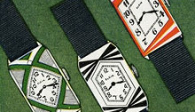Elgin Parisienne Watch