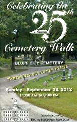 Cemetery Walk DVD
