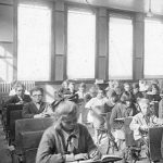 Washington School 1930
