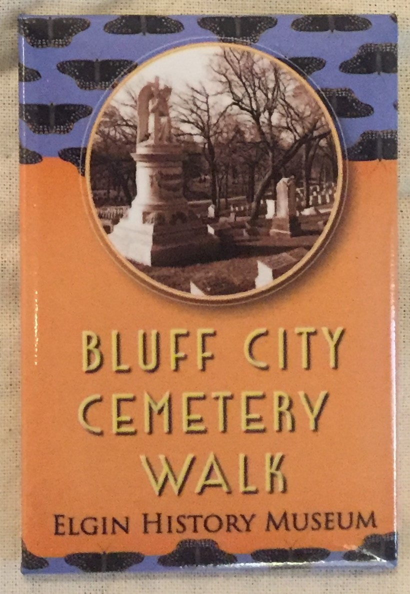 Cemetery Walk Magnet