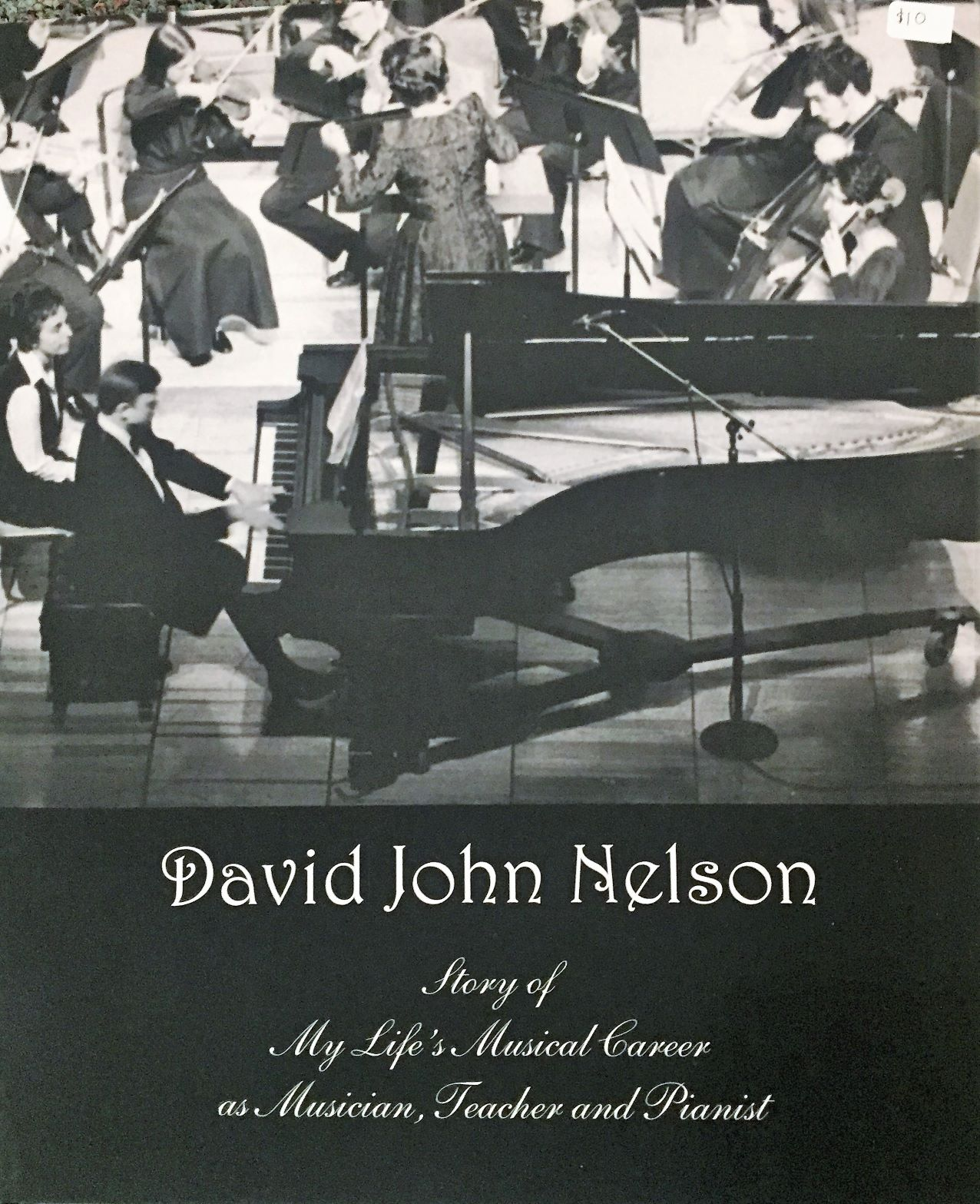 David Nelson Cover