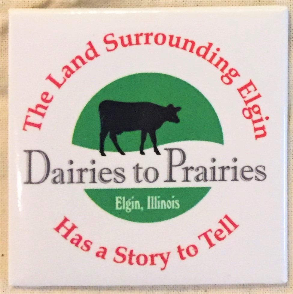 Dairies to Prairies Magnet