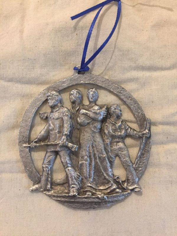 Pioneer Ornament