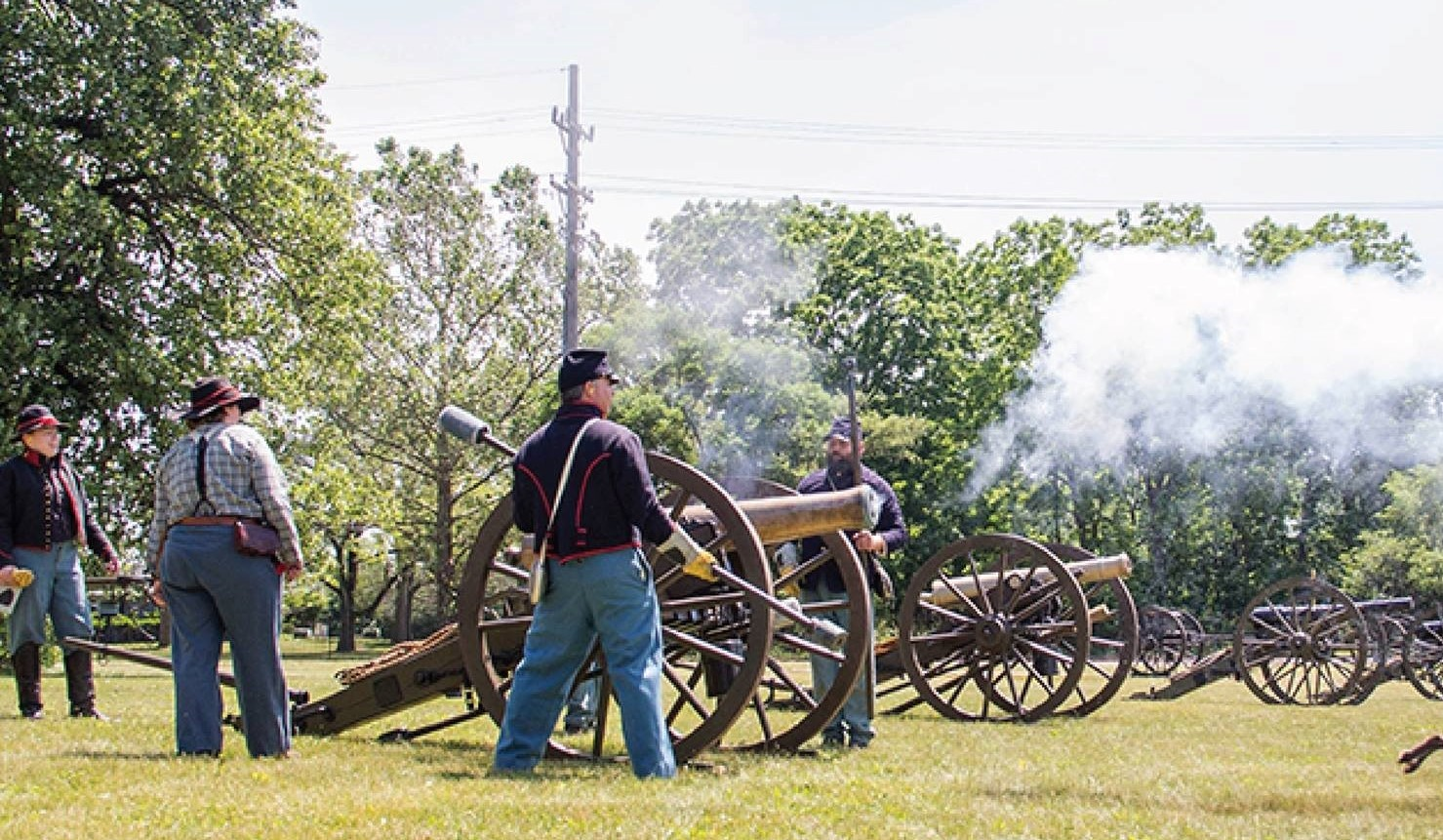 Elgin Civil War Experience
