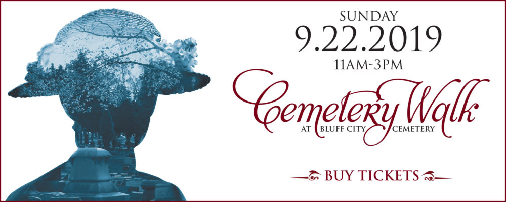 Buy Tickets to Cemetery Walk