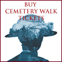 Buy Cemetery Walk Tickets