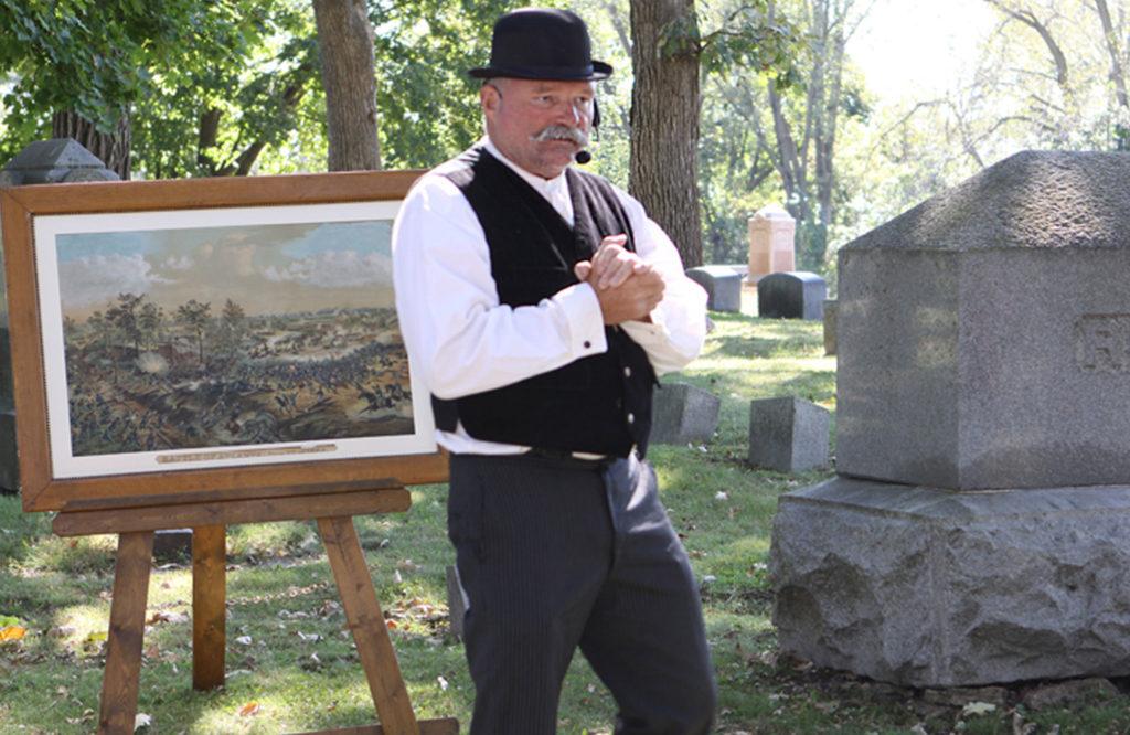 2018 Cemetery Walk