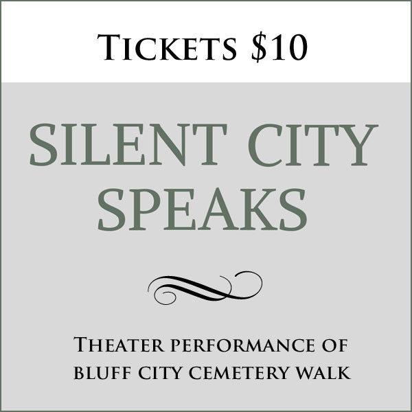 Silent City Speaks Tickets