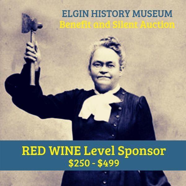 Museum Benefit Red Wine Sponsor