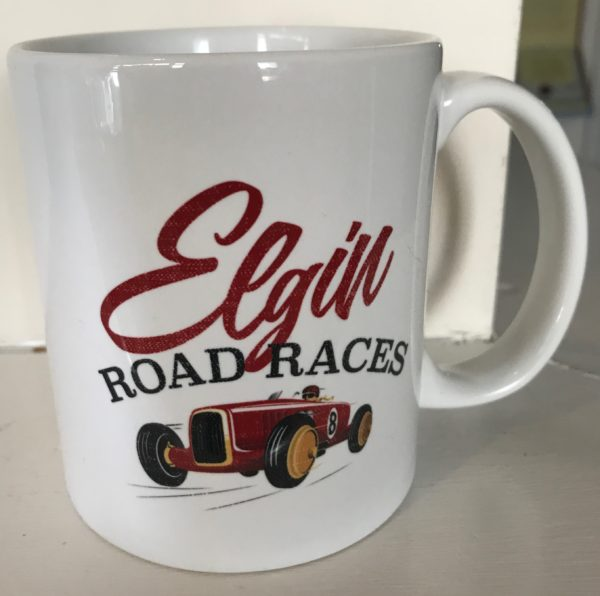 Elgin Road Race mug