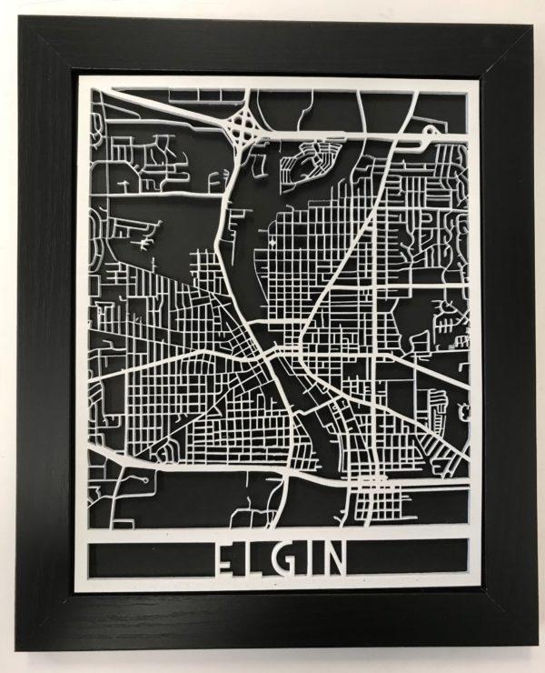 3D Elgin map