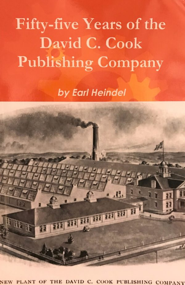 55 Years of the David C. Cook Publishing Company