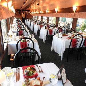 East Troy Trolley Dining Car