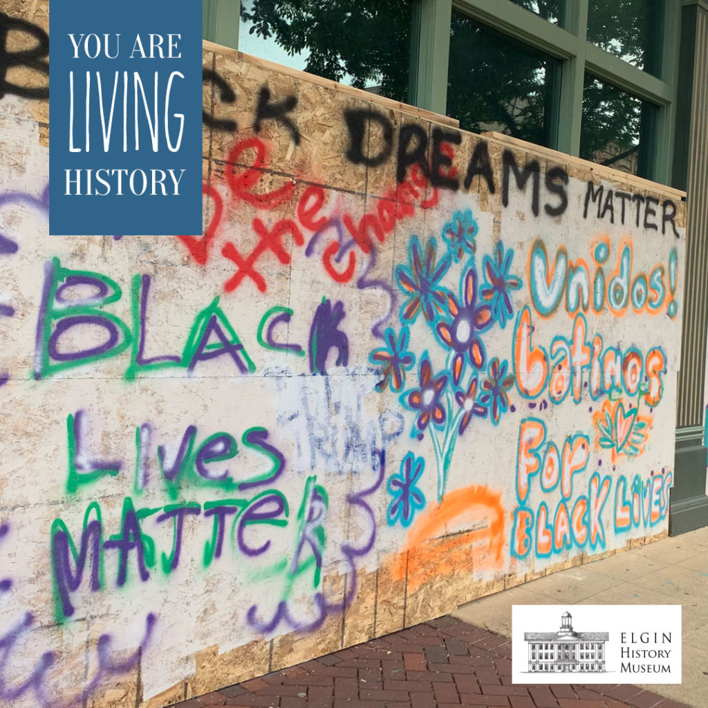You are Living History_BLM