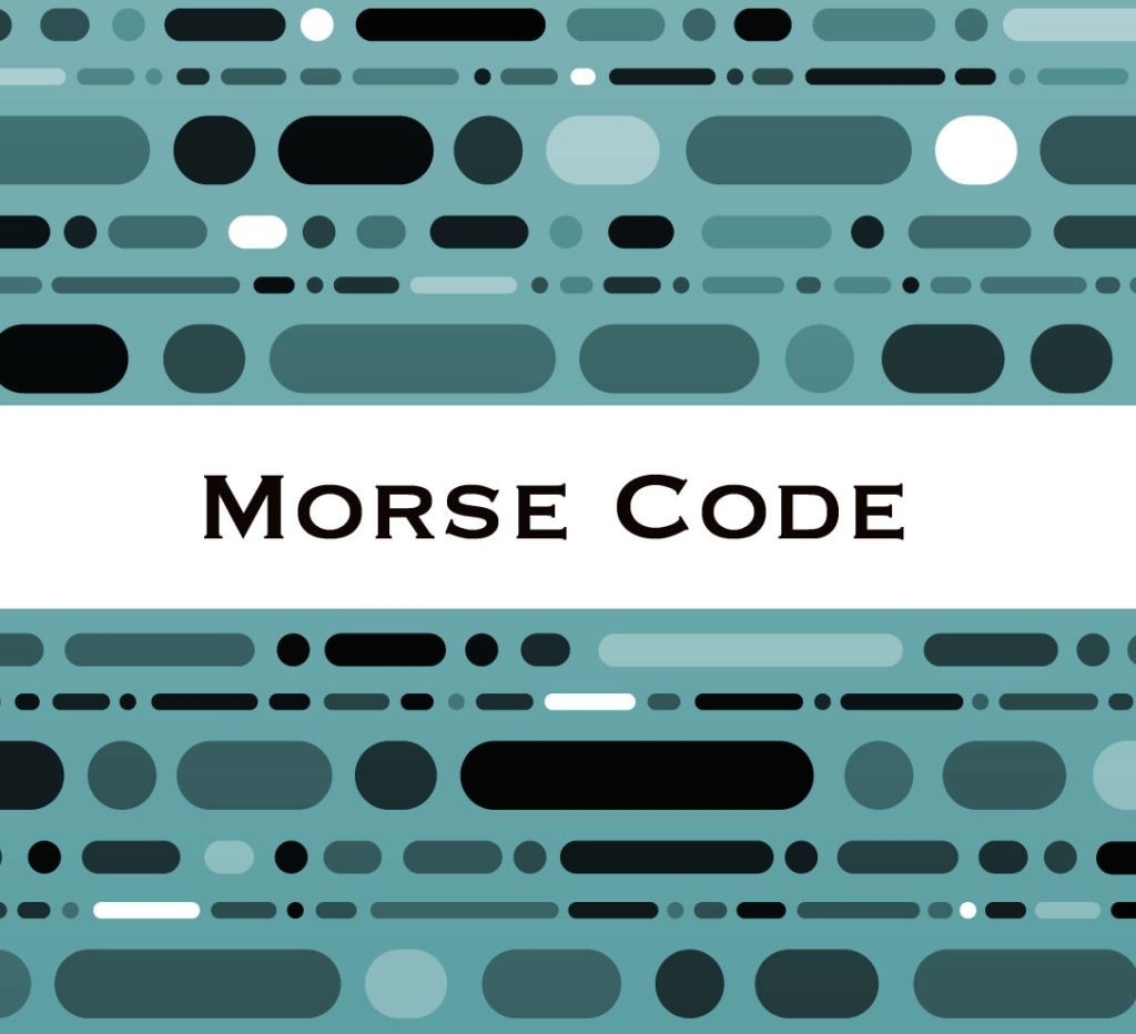 Morse Code Educational Worksheet